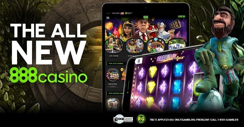 888 casino é seguro