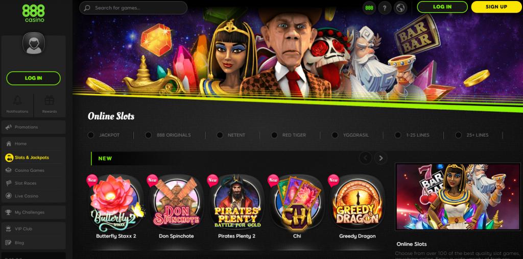 888 casino brasil