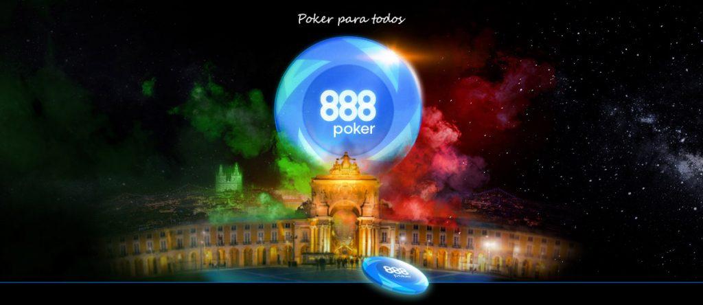 888 покер